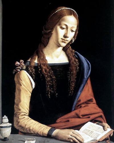 Пьеро ди козимо мария магдалина 1490